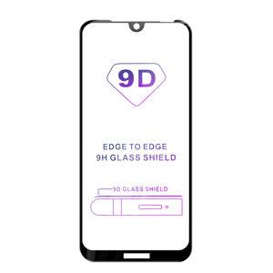 Tvrdené sklo iSaprio 9D BLACK pre Huawei Y6s